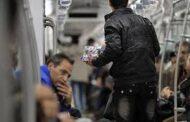 من دستفروشم از متروی تهران