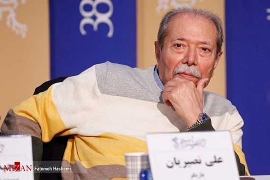 علی نصیریان: واکسن ایرانی کرونا را میزنم