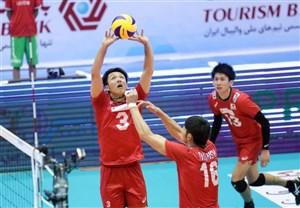 حریف والیبال ایران در المپیک استارت زد