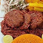 غذای محبوب خانگی:کباب تابهای آبدار و خوشمزه