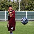 تیکدری: هدفم درخشش در  تیم و حضور در جام جهانی قطر است.