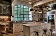 سبک روستایی در آشپزخانههای لوکس امروزی!