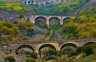 پل ورسک، قدیمیترین و بزرگترین پل راهآهن کشور!