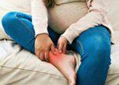 درمان خانگی تورم پاها در دوران بارداری