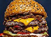 همبرگر خانگی به سبک مکدونالد اصل